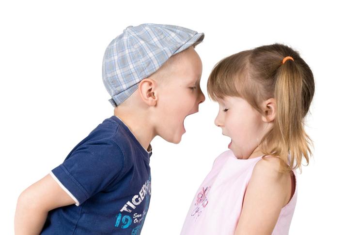 Dětský vzdor a agresivita