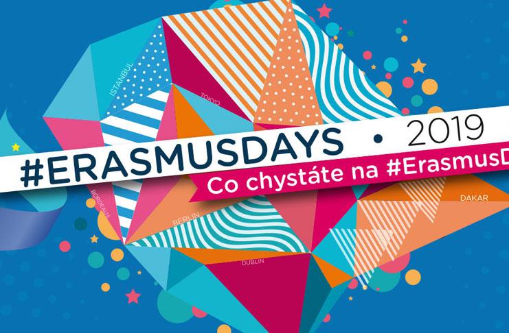Erasmus Days 2019 – Živá knihovna
