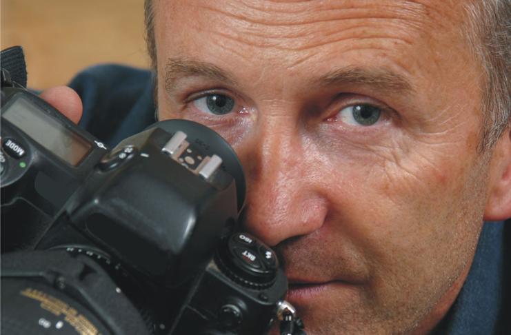 Jiří Kolbaba: Fotograf na cestách – splněný sen
