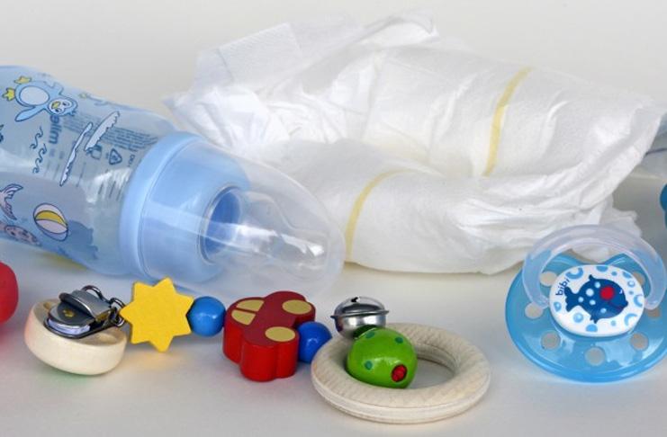 Šátkování, látkování, těhotenství, porod, šestinedělí s Markétou